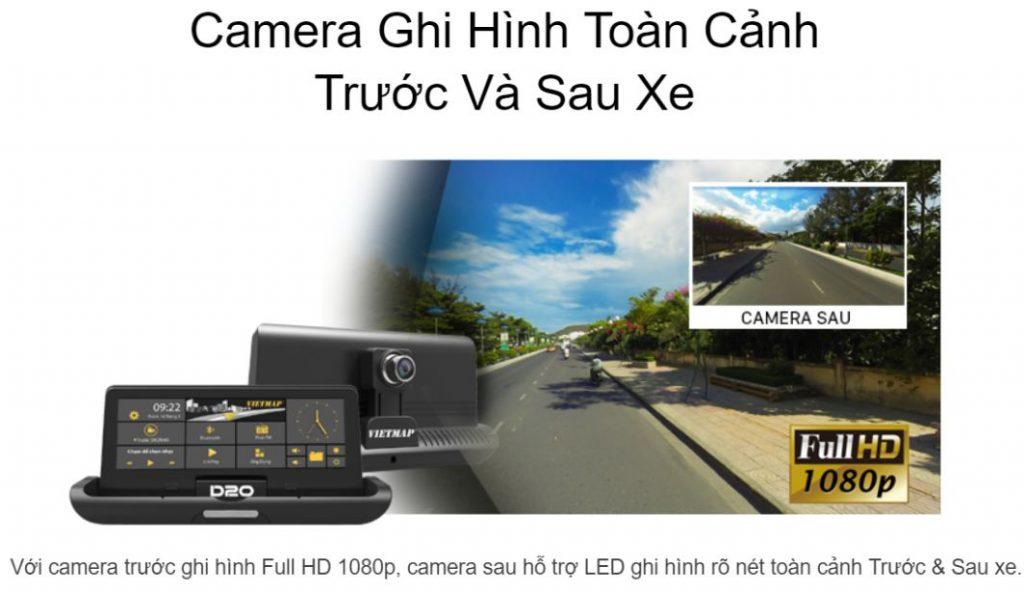 camera hành trình Vietmap D20