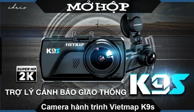 Camera hành trình Vietmap K9S